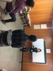 ヒューマン話し方教室 スピーチ