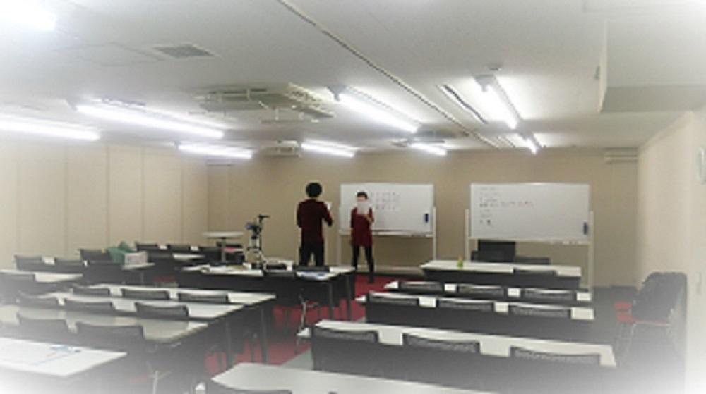 新橋会場 スピーチ・プレゼン個人レッスン